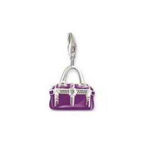 Pinkybears - Luxury Purple Handbag Charm