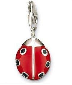 Ladybird Charm 1
