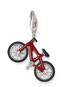 Red Bicycle Charm 1